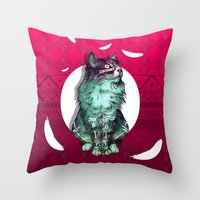 Edison Throw Pillow