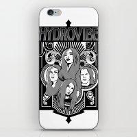 Hydrovibe Illustration iPhone & iPod Skin