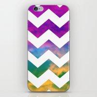 Lucky Chevron iPhone & iPod Skin