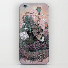 Land of the Sleeping Giant iPhone & iPod Skin