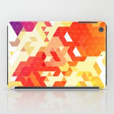 Geometric Hero 3 iPad Case