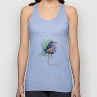 Nature Does Not Hurry Unisex Tank Top