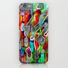 Finger's city iPhone 6s Slim Case