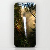 Multnomah Falls iPhone & iPod Skin
