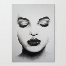 Shut It Out Canvas Print