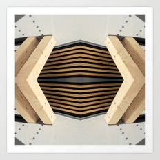 Architecture II Art Print
