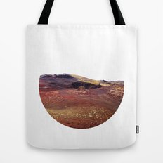 Rainbow rocks, Iceland Tote Bag
