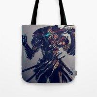 Triblade Tote Bag