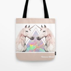 UNICORN BITCH! Tote Bag
