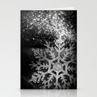 Winter Theme Stationery Cards
