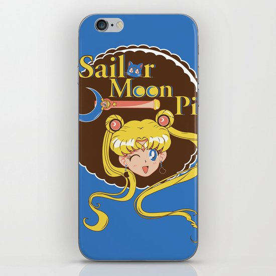 Moon Pie iPhone & iPod Skin