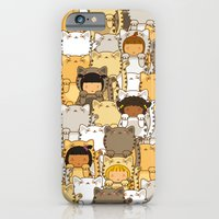 Lucky Cats iPhone 6 Slim Case