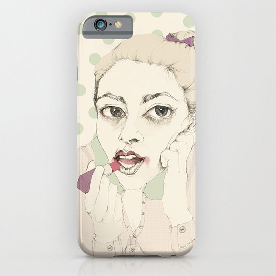 lipstick iPhone & iPod Case