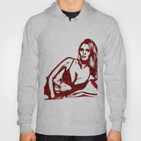 Fashion Lara Stone Calvi… Hoody