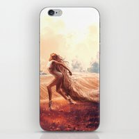 ARIES from the Dancing Zodiac iPhone & iPod Skin