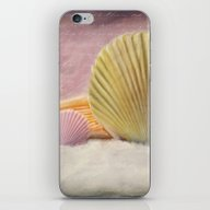 Vintage Shells iPhone & iPod Skin