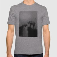 Big Walker Is Watching Y… Mens Fitted Tee Athletic Grey SMALL