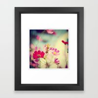 Whispers (Instagram) Framed Art Print