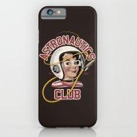 Astro Club (brown) iPhone 6 Slim Case