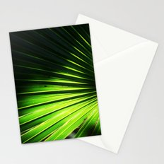 The green glow  Stationery Cards