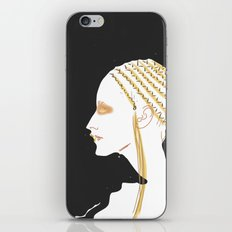 Golden Touch iPhone & iPod Skin