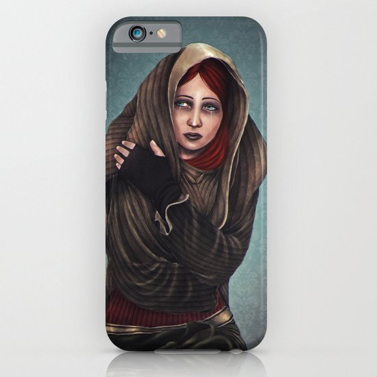Abnegation iPhone & iPod Case