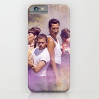 iPhone & iPod Case featuring He's a Rebel by Rebecca Handler