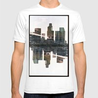 Landscapes C3 (35mm Doub… Mens Fitted Tee White SMALL