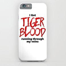 Tiger Blood Slim Case iPhone 6s