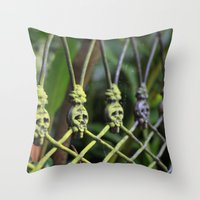 New Orleans - Anne Rice … Throw Pillow