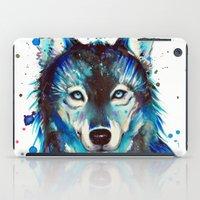 -Dark Wolf- iPad Case