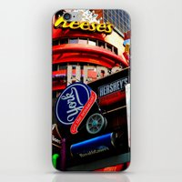 Candy Lane iPhone & iPod Skin