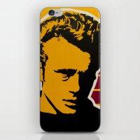 James Dean #1 iPhone & iPod Skin