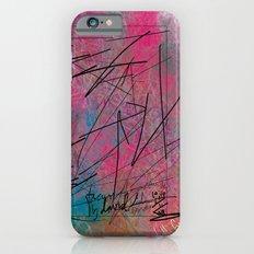 Facing Randomness. Slim Case iPhone 6s