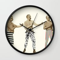 Spring Summer Collection Wall Clock