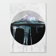 The Island   By Dylan Si… Canvas Print