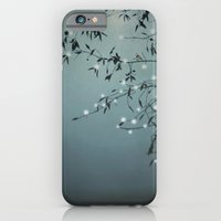 iPhone Cases featuring Song of the Nightbird by Monika Strigel