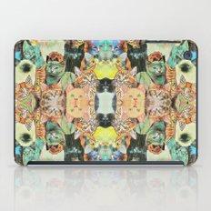 Cat Pattern iPad Case