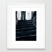 The Basement Bloody Reeks Framed Art Print