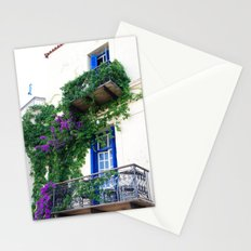 Chania Old Town View Stationery Cards