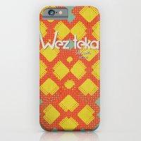 Mitchati Hearts  - Wezteka Union iPhone 6 Slim Case