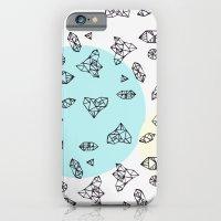 you are my geometric desire... iPhone 6 Slim Case