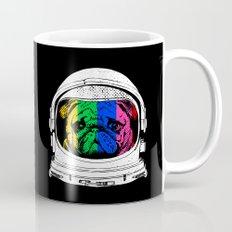 Astronaut Pug Mug
