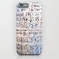 iPhone & iPod Case featuring Mirror by Arash_illusive
