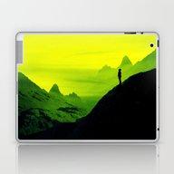 Vibrant Wasteland Laptop & iPad Skin