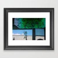 Realm Framed Art Print
