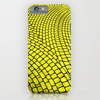 iPhone & iPod Case featuring Yellow Brick Road  by Ethna Gillespie