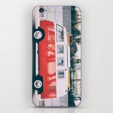Combi car 4 iPhone & iPod Skin