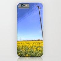 Summer English Farm iPhone 6 Slim Case