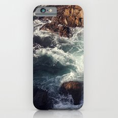 swirling current iPhone 6 Slim Case